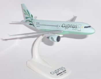 Airbus A319 Cyprus Airways Charlie Airlines Herpa Collectors Model Scale 1:200 E